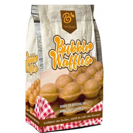 Bubble Waffle powder - ready mix