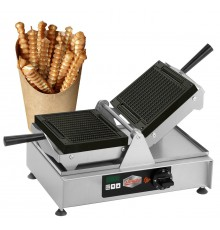 Professional Waffle Fries maker - brand new