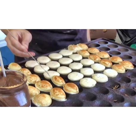 BUSINESS IDEAS: Poffertjes dutch little pancakes