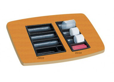 In-Counter confectionery organizer