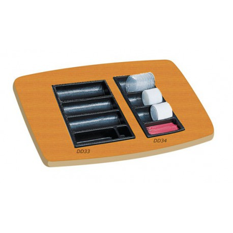 Confectionery organizer for counter top