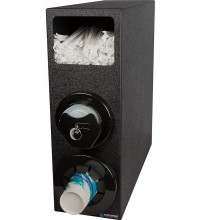 Countertop Sentry® Beverage & Lid Dispenser Cabinets