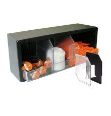 In-Counter condiments organizer