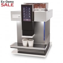 Ex-Demo Macchiavalley Nevis coffee machine