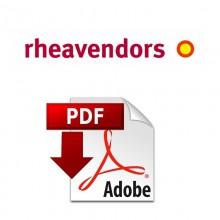 Rhea Vendors User and Technical Manuals