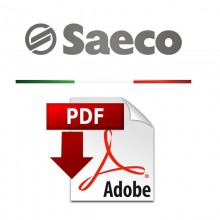 Saeco User and Technical Manuals