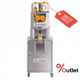 Automatic orange juicer 'Frucosol Self-service'