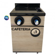 Coffee machines furniture / Base cabinet for coffee machines