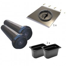 In-Counter accessories KIT