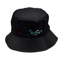 IceVend black bucket hat