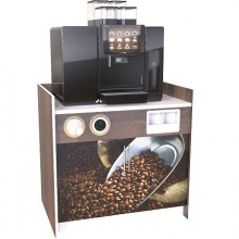 Coffee machines furniture